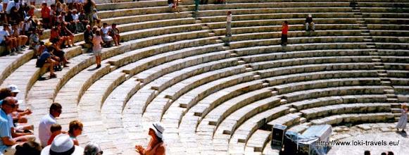 Photo: Curium, nabij Limassol | Curium, near Limassol.