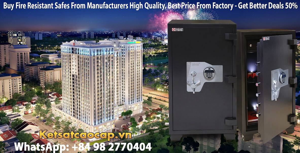 Fire Resistant safe Manufacturing Facilit