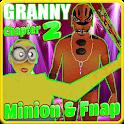 Grandpa FNAP & Granny BANANA: Chapter Two Scary icon