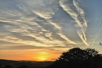 Photo: Irland - Lisdoonvarna - Blick aus dem Hotelzimmer am Morgen