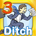 Ditching Work3 -room escape game icon