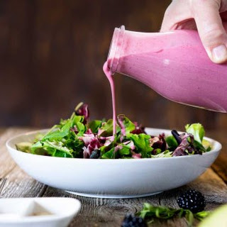 Blackberry Vinegar Salad Dressing Recipes