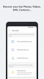dr.fone – Recovery & Transfer wirelessly & Backup App Download For Android 2