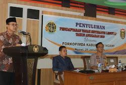 Program PTSL di Kabupaten Ngawi Jatim