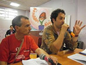 Photo: Senderismo. Entrevista a Ismael Fernandez. Coordinador de Deportes de la Comarca de la Hoya de Huesca