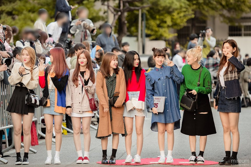 korean music festival 2018 weki meki