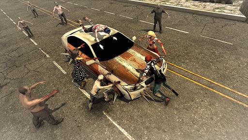 Zombie Fighting Hopeless New Free Shooting Game 3 screenshots 1