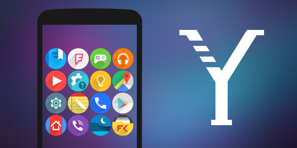 Yitax - Icon Pack - screenshot