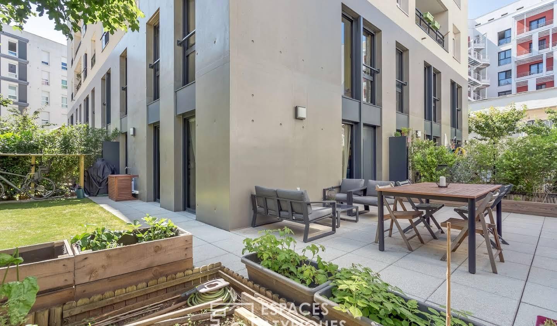 Appartement avec terrasse Lyon 7ème