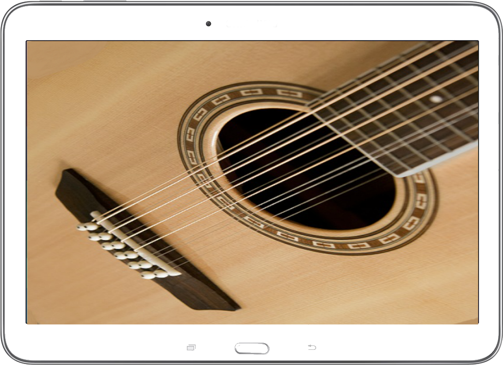how to play songs on google guitar