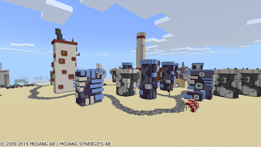 Bikini Bob Craft Maps screenshot 8