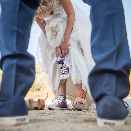 Hochzeitsfotograf Marios Kourouniotis (marioskourounio). Foto vom 01.03.2018