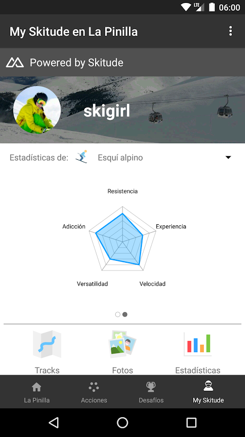 La Pinilla Ski Resort- screenshot