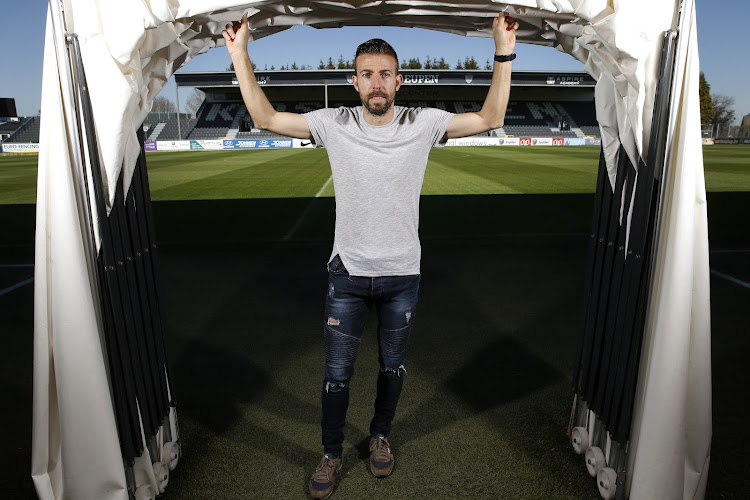 Luis Garcia se confie concernant son nouveau poste d'entraîneur et n'exclut pas un retour à Eupen !