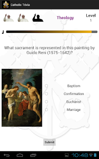 Catholic Trivia- screenshot thumbnail