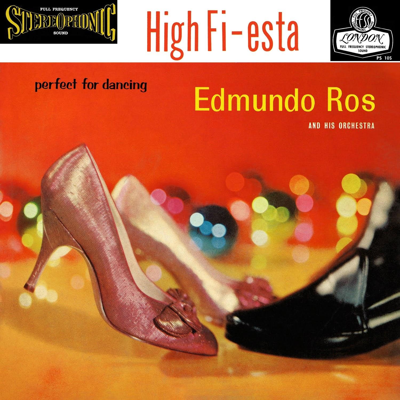 Edmundo Ros, London Bluebacks