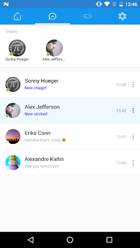 Messenger screenshot 7