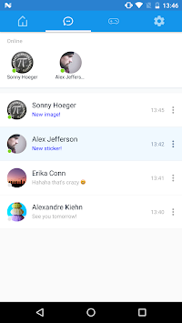 Messenger APK screenshot thumbnail 7
