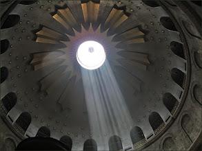 Photo: Иерусалим. Купол Ротонды над Кувуклией в Храме Гроба Господня