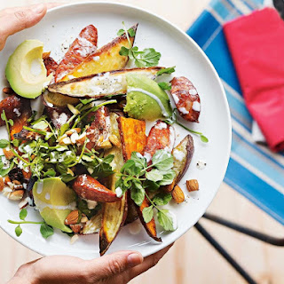 Sweet Potatoes With Chorizo Recipes