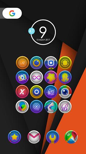 لالروبوت Morine - Icon Pack تطبيقات screenshot