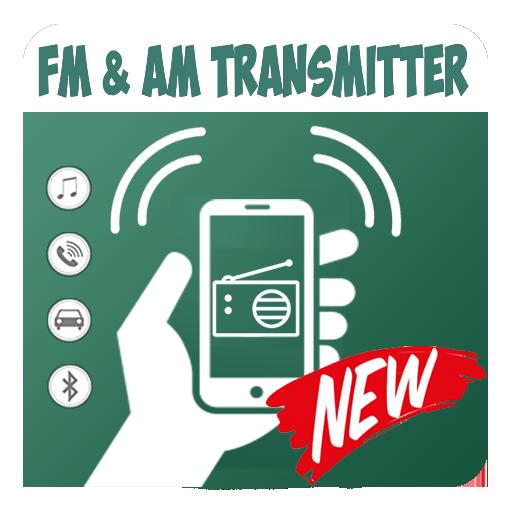 FM & AM Transmitter For Car Radio app (apk) free download
