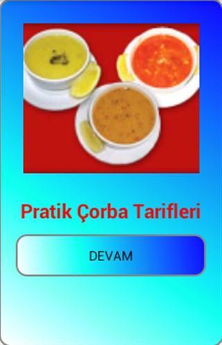 Pratik Çorba Tarifleri - Android Apps on Google Play