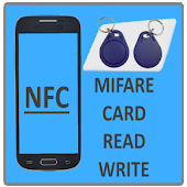 Mifare Card NFC Read Write Tag