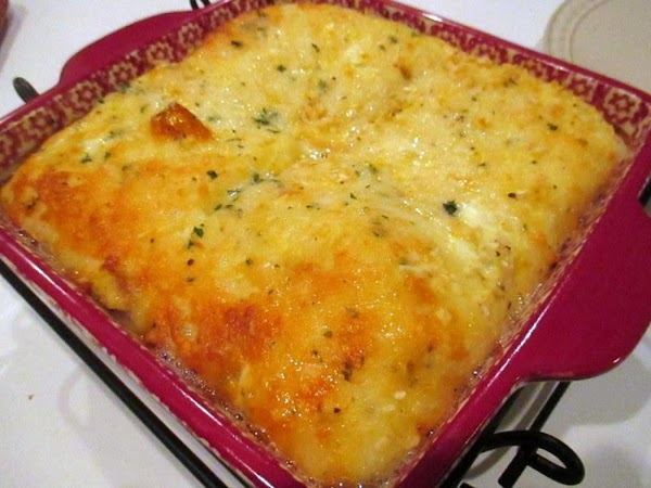 Bake in preheated 325 degree oven, for 35 - 45 minutes or until set...