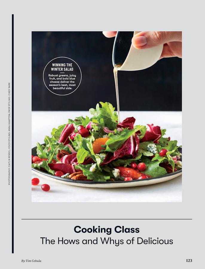 Cooking Light- screenshot