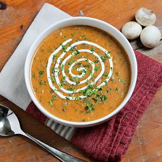 Hungarian Mushroom Soup.