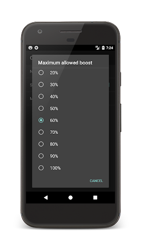 Screenshot for Speaker Booster Premium. No Ads in United States Play Store