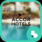 Accorhotels BuzzLauncher Theme