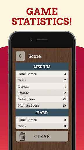 Euchre Free: Classic Card Games For Addict Players 3.3.2 screenshots 7