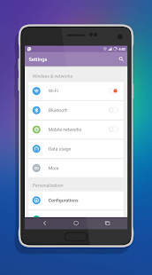 MIUI6 CM12 / PA THEME- screenshot thumbnail