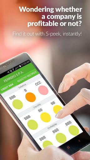 s-peek - Credit Rating Apk Download Free for PC, smart TV