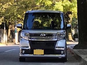 タントカスタム LA600S RS トップエディション SA IIIのカスタム事例画像 yuzuさんの2020年10月26日09:23の投稿