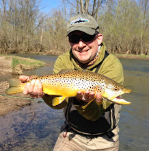"""Photo: Don Gregory- part of a """"Banner"""" day on the Mad River in Ohio"""