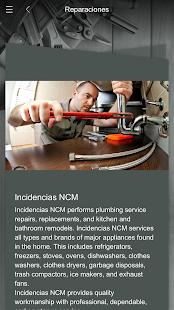 NCM Servicios - náhled