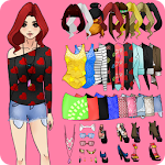 Dress Up Princess Girl Fashion Icon