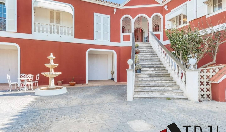 Villa avec piscine Port Mahon