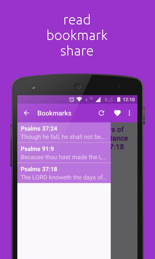 Bible Promise Box- screenshot