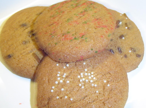 Coffee Spice Cookies! Recipe
