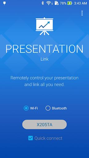 Presentation Link PowerPoint