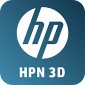 HP Networking devices in 3D