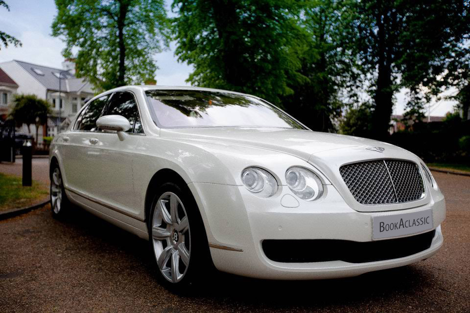Bentley Continental Flying Spur Flying Spur Hire London