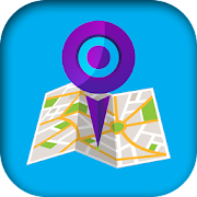 GPS Driving Route Finder/Maps Navigation