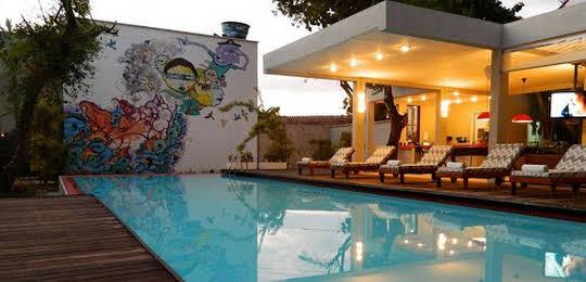 Villa dos Graffitis Pousada