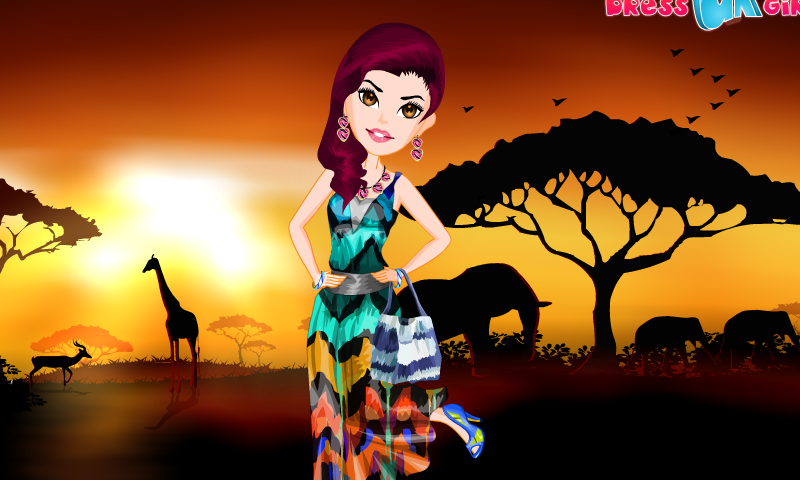 android African Print Fashion Screenshot 1