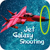 Jet Plane Galaxy Shooter